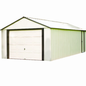 Vinyl Murryhill steel shed
