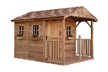 Outdoor Living Today Sheds and Accessories - Better Sheds
