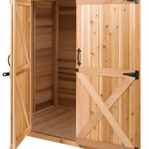 cedarshed double doors bettersheds