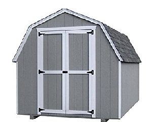 Gambrel Shed Kits - Better Sheds