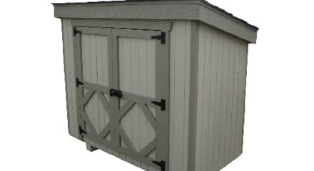 Wood Shed Kits - Better Sheds